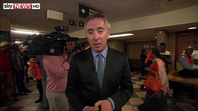 News video: Pistorius Trial: Pathologist Row