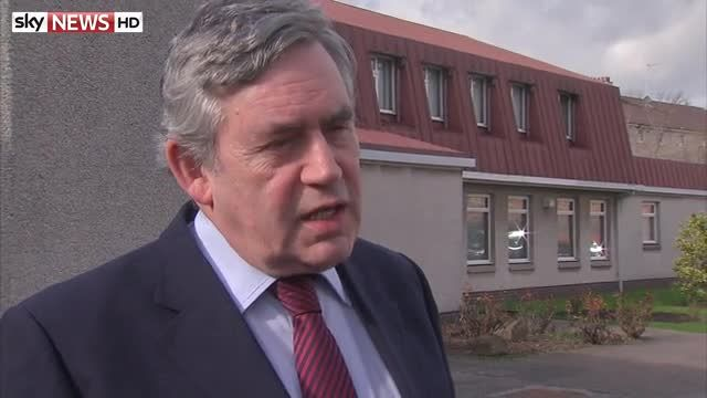 News video: Brown Sets Out Vision For Scotland