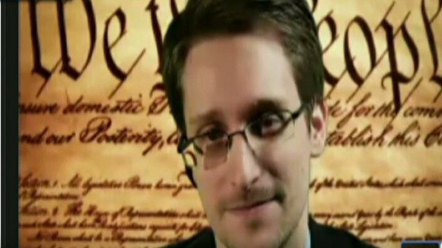 News video: Snowden: 4th amendment changed in secret