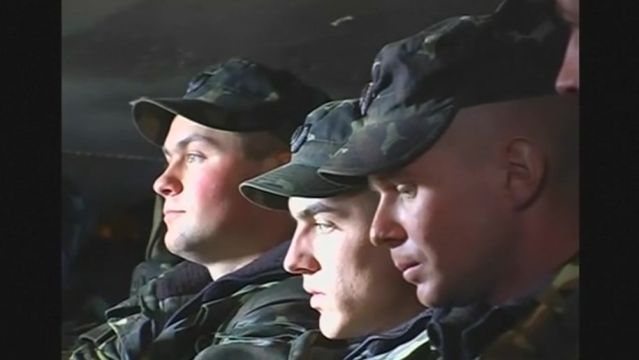 News video: Ukrainian paratroopers, fighter jets prep for exercises