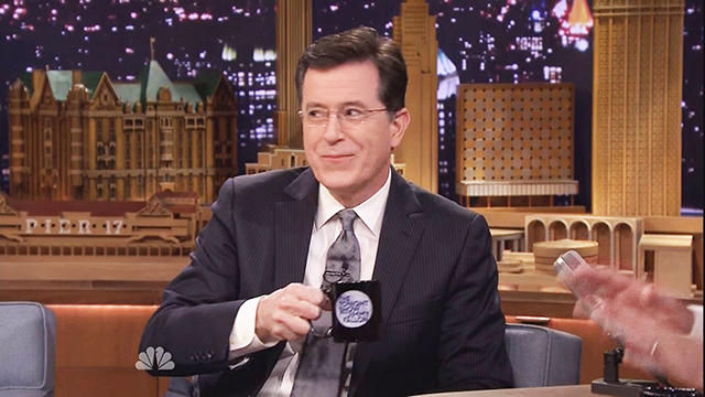 News video: The Expensive Prank Colbert Pulled on Fallon