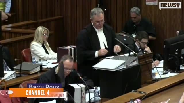 News video: Pistorius Said 'Everything Is Fine' After Shooting: Guard