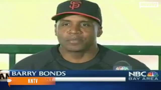 News video: Barry Bonds Returns To SF Giants, Causes Media Stir