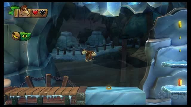 News video: Donkey Kong Country: Tropical Freeze Guide - Collectibles: Stage 6-B