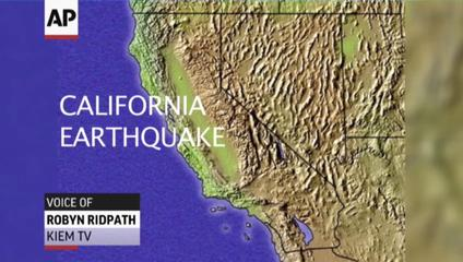 News video: 6.9 Earthquake Shakes Far-Northern California