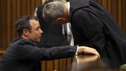 News video: Judge bans broadcast of postmortem evidence in Pistorius trial