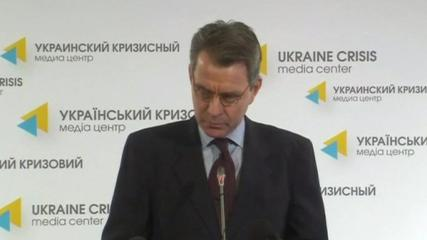 "News video: U.S. Ambassador to Ukraine: Discussion ""over"" on Crimea's future"