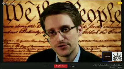 News video: Snowden: 'Yes Absolutely' Would Leak Again