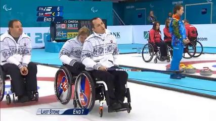News video: WINTER PARALYMPICS: Sochi 2014: Petushkov wins second gold