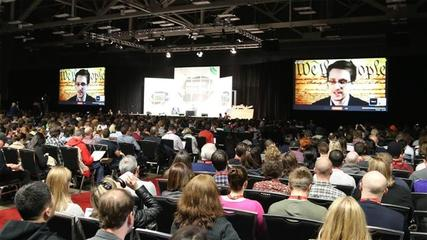 News video: Snowden Speaks at SXSW