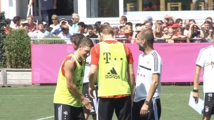 "News video: Bayern's advantage is ""dangerous"" - Guardiola"